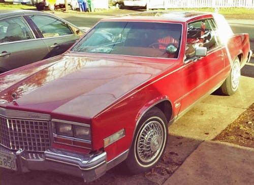 80 Cadillac Eldorado Classic By 2nd Owner Portland Or 9722 7000