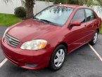 2003 Toyota Corolla under $4000 in South Carolina