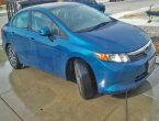2012 Honda Civic under $4000 in California