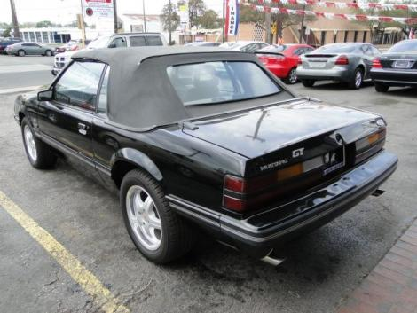 1984 ford mustang lx convertible for sale in san antonio tx under 6000. Black Bedroom Furniture Sets. Home Design Ideas