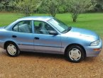 1995 Geo Prizm (Light Blue)