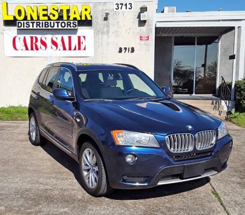 2013 BMW X3 SUV For $10000-10500 In Garland, TX 75042 BLUE