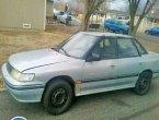 1992 Subaru Legacy (Bluesilver)
