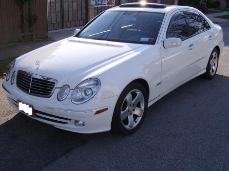 2003 mercedes benz e class e500 sport for sale in brooklyn