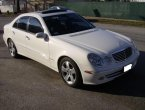 2003 Mercedes Benz E-Class under $10000 in New York