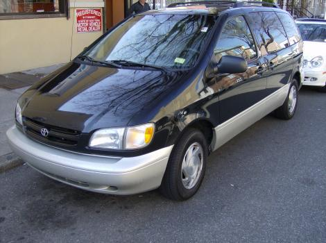 2000 toyota sienna xle for sale in brooklyn ny under 6000. Black Bedroom Furniture Sets. Home Design Ideas