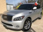 2012 Infiniti QX56 under $4000 in Texas
