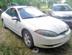 1999 Mercury Cougar (White)