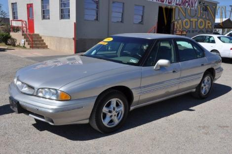 1996 pontiac bonneville se for sale in abilene tx under. Black Bedroom Furniture Sets. Home Design Ideas