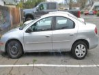 2001 Dodge Neon under $2000 in California