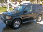 1999 Infiniti QX4 under $3000 in California