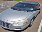 2004 Chrysler Sebring under $3000 in Texas