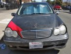 2002 Mercedes Benz 240 in California