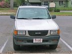 1997 Isuzu Rodeo under $2000 in Alabama