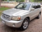 2004 Toyota Highlander under $6000 in Texas