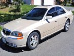 2001 Lincoln LS under $2000 in Washington