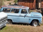 1966 Chevrolet Suburban under $2000 in California