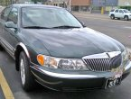 1999 Lincoln Continental under $4000 in Michigan