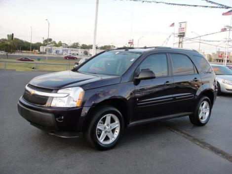 Used 2006 Chevrolet Equinox Lt Suv For Sale In Ok