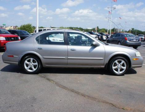 2001 nissan maxima gle for sale 2500 in oklahoma city ok. Black Bedroom Furniture Sets. Home Design Ideas