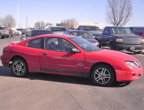sporty car for 2000 or less in oklahoma 2003 pontiac sunfire. Black Bedroom Furniture Sets. Home Design Ideas