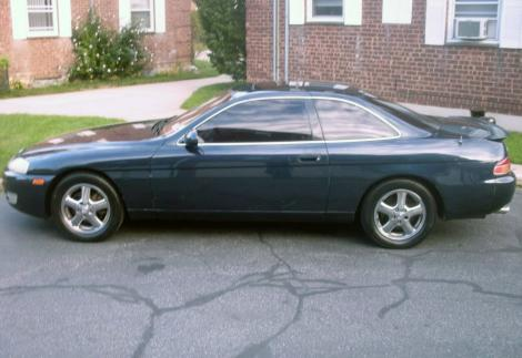 Cheap Sports Cars Under 5000 >> Lexus SC 400 Sports Coupe By Owner in NY Under $5000 ...