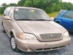 2002 KIA Sedona under $2000 in Pennsylvania