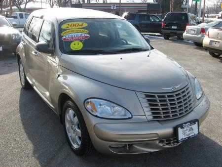 2004 Chrysler Pt Cruiser Touring Under 9000 In In