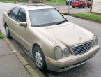 2001 Mercedes Benz E-Class under $4000 in Kentucky