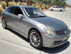 2004 Infiniti G35 under $4000 in California