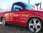 1997 Chevrolet S-10 in NC