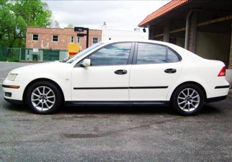 Used Cars For Sale Under 5000 >> 2003 Saab 9-3 Linear For Sale in Waterbury CT Under $4000 ...