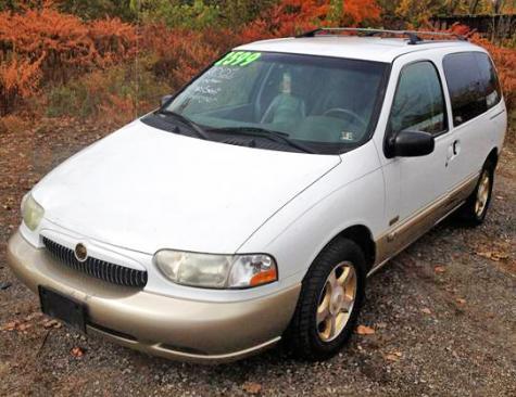 Dirt Cheap Minivan In Ct 2000 Or Less Mercury Villager