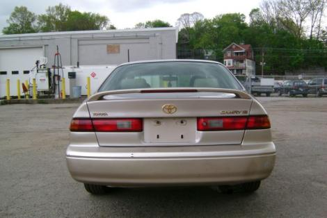 used 1997 toyota camry ce sedan for sale in ct. Black Bedroom Furniture Sets. Home Design Ideas