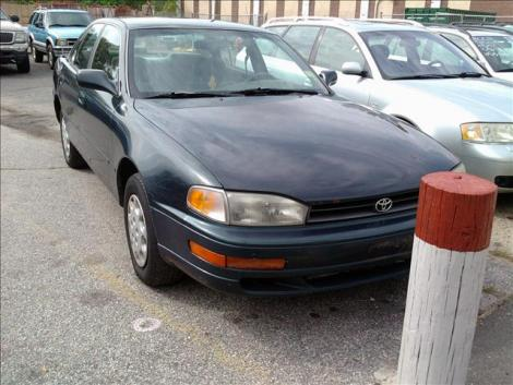 used 1993 toyota camry le sedan for sale in ct. Black Bedroom Furniture Sets. Home Design Ideas