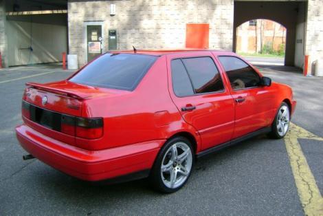 Used 1997 Volkswagen Jetta Trek Sedan For Sale in CT ...