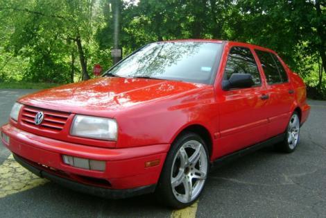 Used 1997 Volkswagen Jetta Trek Sedan For Sale In Ct