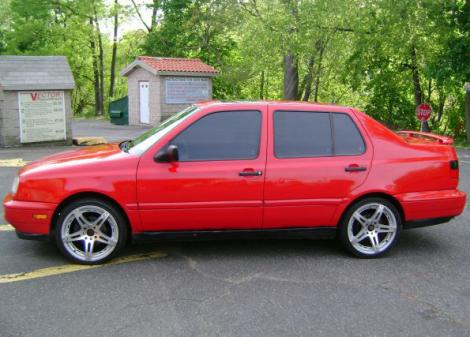 Used 1997 Volkswagen Jetta Trek Sedan For Sale In Ct