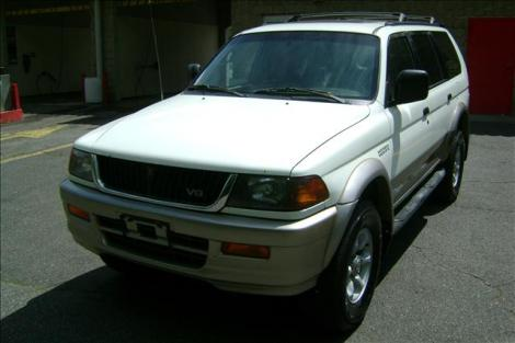 1999 Mitsubishi Montero Sport LS For Sale in Waterbury CT ...