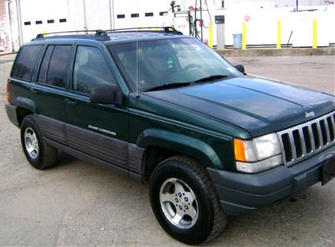 used 1998 jeep grand cherokee tsi suv for sale in ct. Black Bedroom Furniture Sets. Home Design Ideas