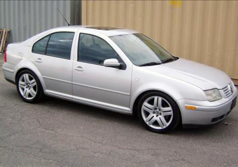 Used 2001 Volkswagen Jetta Gls Vr6 Sports Sedan For Sale