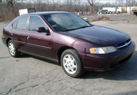 Used 1999 Nissan Altima Se Sedan For Sale In Ct Autopten Com