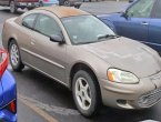 2002 Chrysler Sebring under $2000 in Pennsylvania