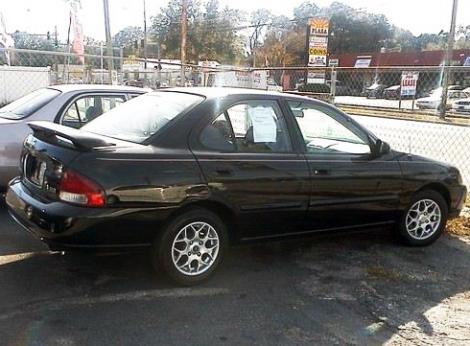 2000 Nissan Sentra GXE For Sale in Tampa FL Under $3000 ...