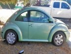 1999 Volkswagen Beetle in California