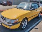 1997 Saab 900 (Yellow)