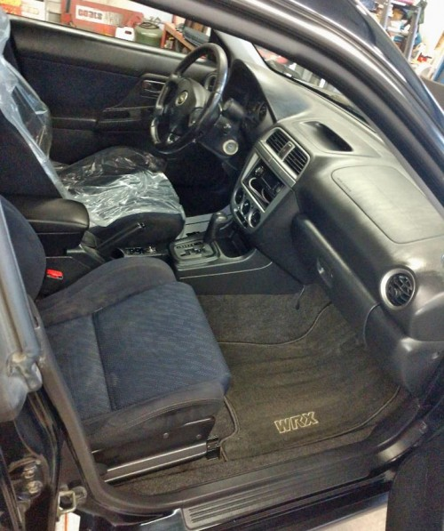 '03 Subaru WRX AWD BLACK $4000 Or Less In Boiling Springs