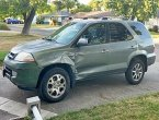 2001 Acura MDX under $1000 in California