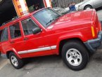 2001 Jeep Cherokee in MA