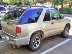 2001 Chevrolet Blazer under $2000 in California